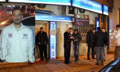 Çaykaralı genç İstanbul'daki kavgada vurularak öldü
