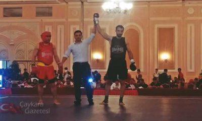 Yavuz Türkiye Şampiyonu