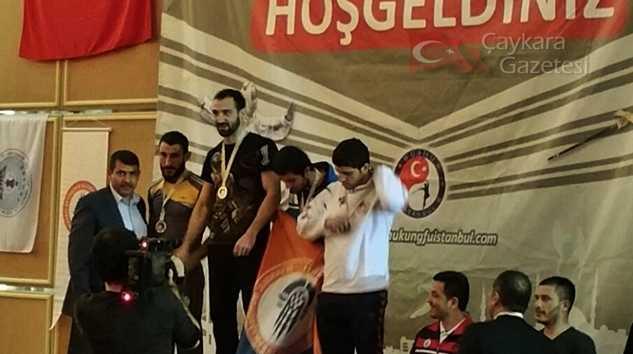 Türkiye Şampiyonu oldu ülkemizi Endonezya'da temsil edecek