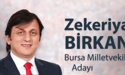 Bursa'dan Çaykaralı bir Milletveki….
