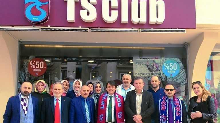 Çaykaralı Ak Parti adayı Zekeriya Birkan Bursa'yı karış karış dolaşıyor 1