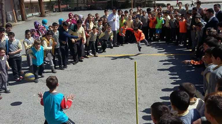 Zeki Bilge İlkokulu 23 Nisan Futbol Turnuvası başladı 12
