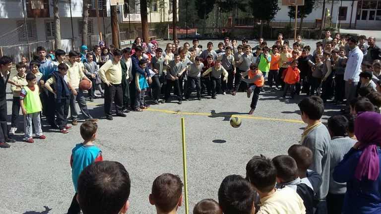 Zeki Bilge İlkokulu 23 Nisan Futbol Turnuvası başladı 16