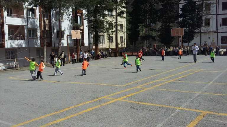 Zeki Bilge İlkokulu 23 Nisan Futbol Turnuvası başladı 4