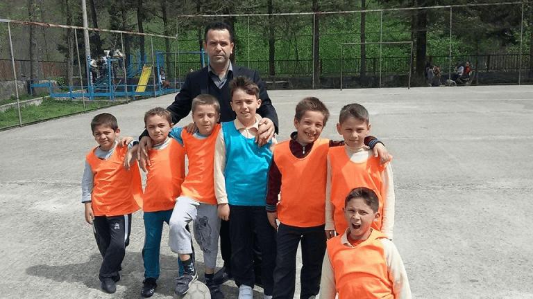 Zeki Bilge İlkokulu sınıflar Arası 23 Nisan futbol turnuvası sona erdi 3