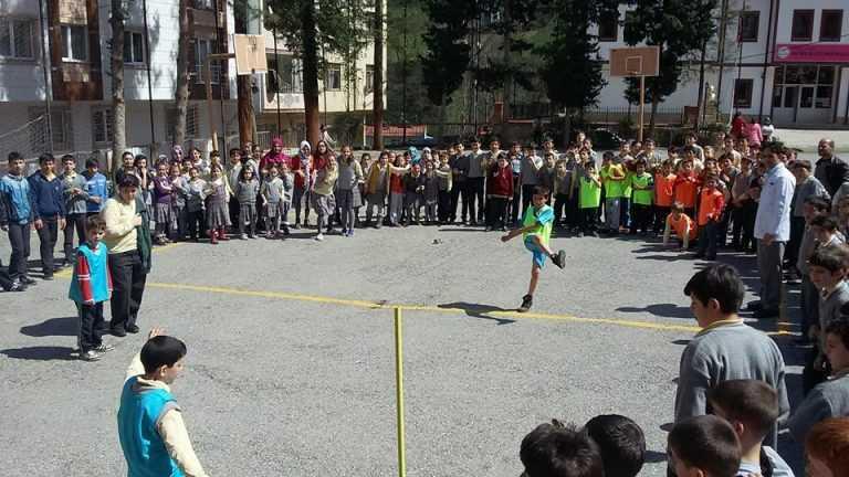 Zeki Bilge İlkokulu 23 Nisan Futbol Turnuvası başladı 5