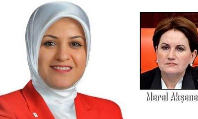 Köseoğlu'ndan Meral Akşener'e destek