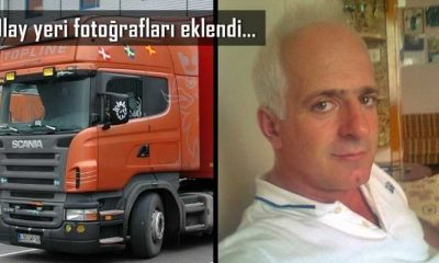 Eski Çaykara Tur şoförü kazada vefat etti