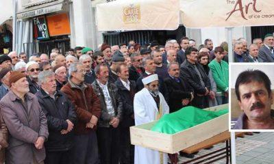 İsmail Akyüz Taşkıran'da toprağa verildi