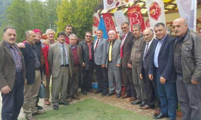 MHP Adayı Dr. Hüseyin Örs Çaykara'nın sorunlarına dikkat çekti
