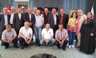 Çaykara Ticaret Lisesi 1980-81 mezunları İstanbul'da buluştu