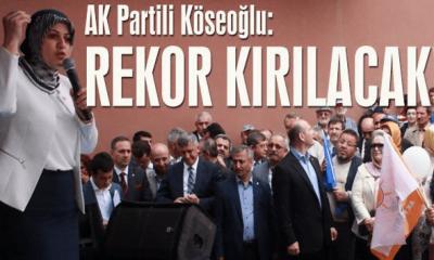 Ayse Sula Köseoğlu Çaykara Rekoru kıracak