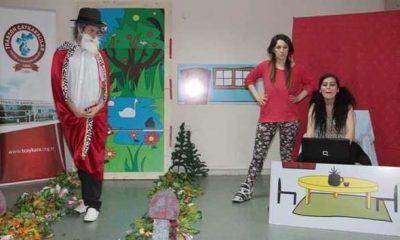 Kartal Çaykaralılar Derneğinde Tiyatro gösterilerine devam ediliyor