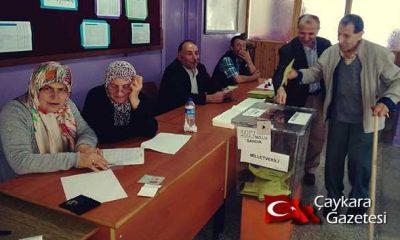Çaykara'da seçim sonuçları nasıl oldu?