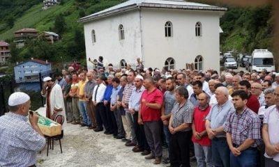 Çamlıbel'de Naci Kılıç toprağa verildi
