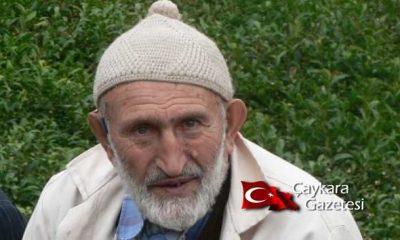Baltacılı Mahallesinden Süleyman Çumanoğlu vefat etti