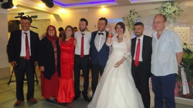 İbrahim Çelebi oğlunu evlendiridi 10