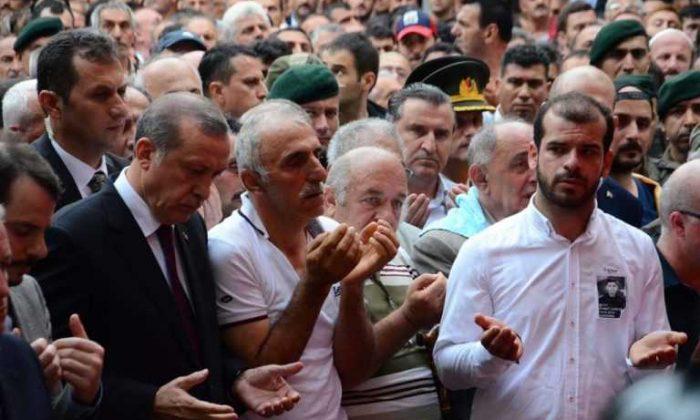 Ahmet Çamur'un şehit edilmesinde PKK ile birlikte FETÖ parmağı var