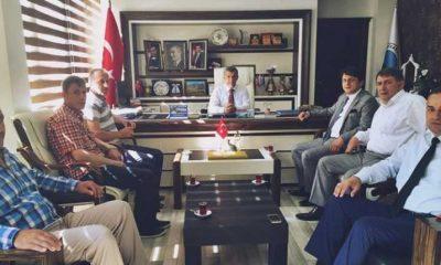 Çaykaralı Bursa Milletvekili Zekeriya Birkan Çaykara'da