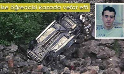 Karaçam yolunda kaza: 1 kişi öldü