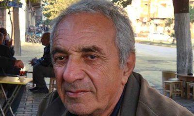 Emekli öğretmen Mehmet Öztaş toprağa verildi
