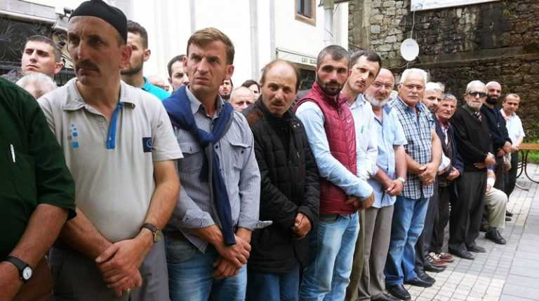 Mehmet Albayrak dualarla toprağa verildi 2