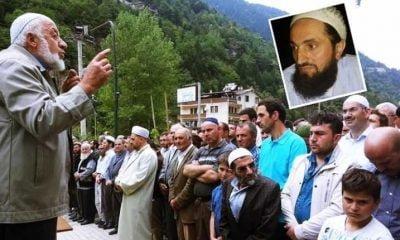 Mehmet Albayrak dualarla toprağa verildi