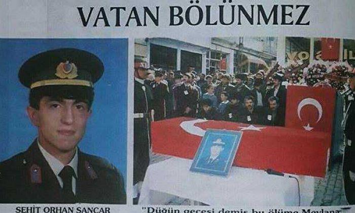 Şehit Orhan gibi Şehit Ahmet'in de adı Trabzon'da bir yere verilsin