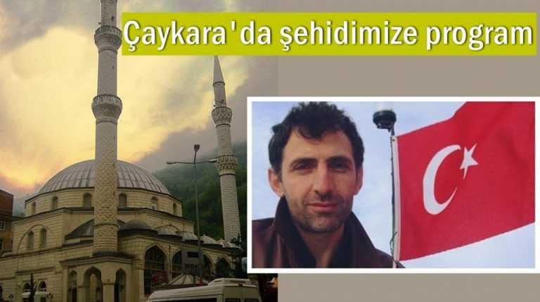 Ahmet Çamur kabri başında anılacak!