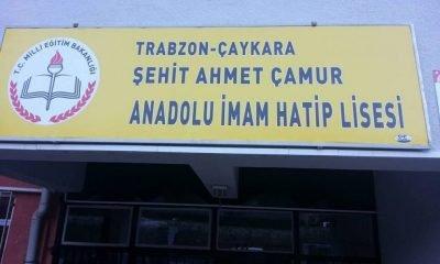 Şehit Ahmet Çamur'un Adı Unutulmayacak