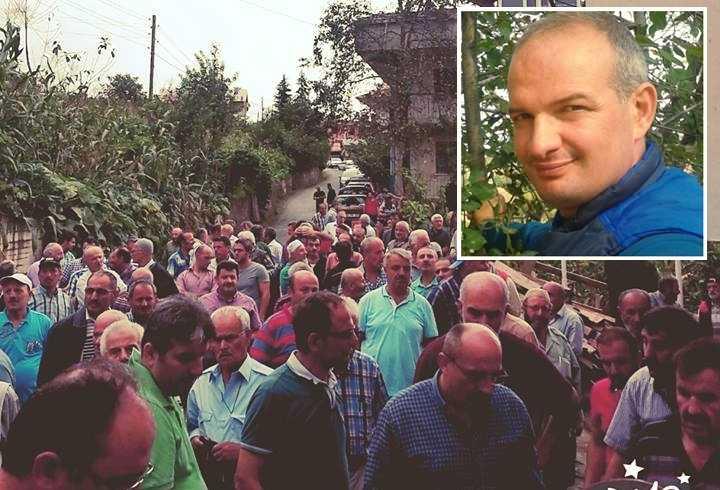Kazada can veren Bayram İkinci Günebakan'da toprağa verildi