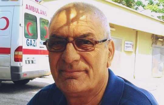 Köseli'den Fikri Öztürk Soma'da vefat etti