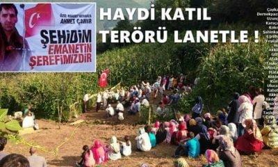 Teröre lanet ediyor Ahmet Çamur'u anıyoruz