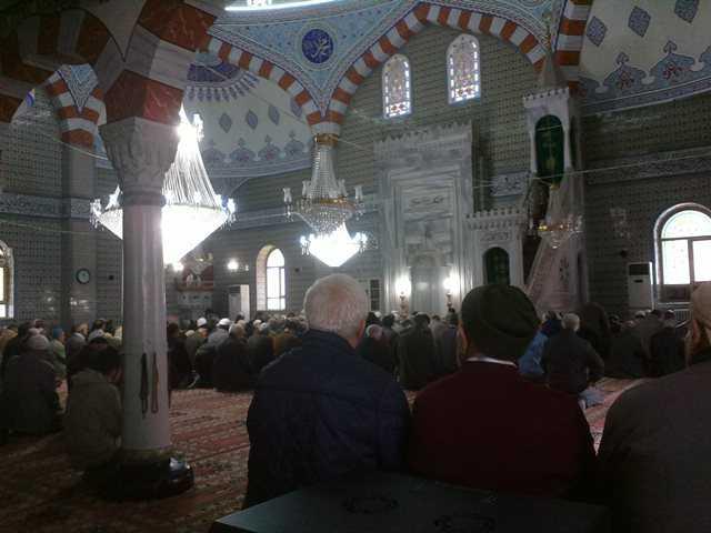 Eski Bakan Ali Rıza Uzuner için mevlit okutuldu 2