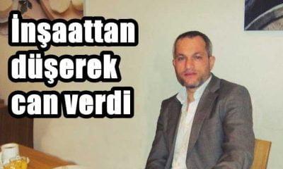 Taşkıranlı Bayram Erdoğan'dan acı haber