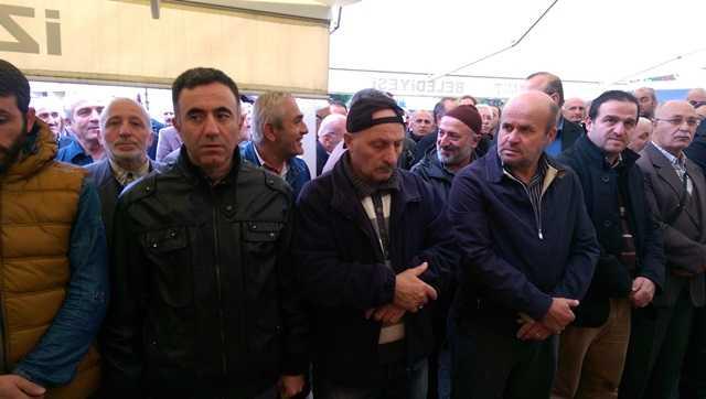 Fatma Bilaloğlu İzmit'te toprağa verildi 10
