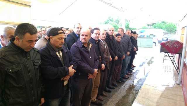 Fatma Bilaloğlu İzmit'te toprağa verildi 9