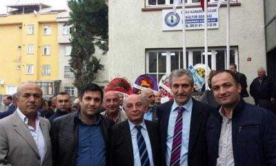 Kartal'da Karadeniz Kültür Evi açıldı