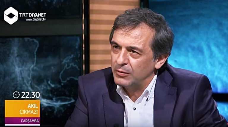 Kemal Ataman'dan TRT Diyanet'te düşünce programı