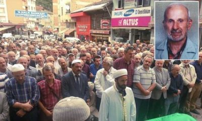 Işıklı'dan Mehmet Kayar toprağa verildi