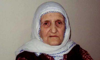 Kırıkhan'dan Emine Mercan vefat etti