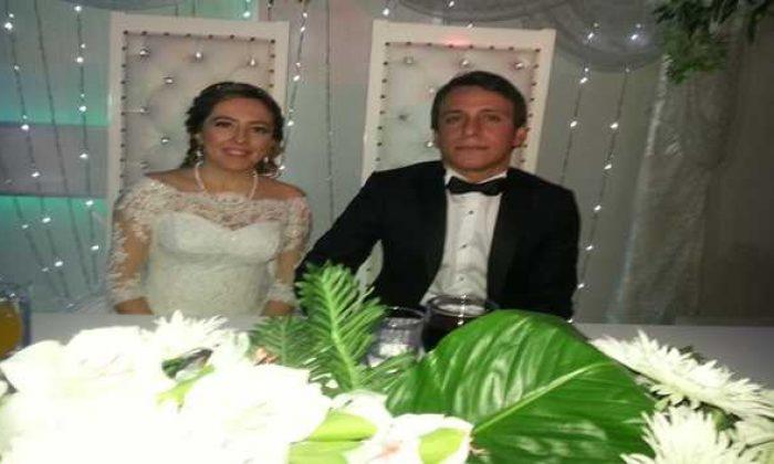 Serap & Hakkı çiftine mutluluklar dileriz