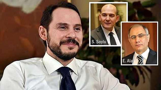 Berat Albayrak Enerji ve Tabi Kaynaklar Bakanı oldu
