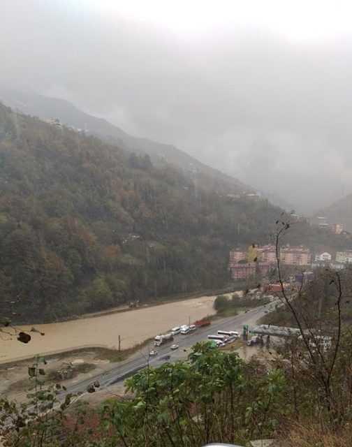 Çaykara'da yağmur ne zamana kadar devam edecek? 4