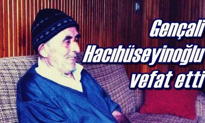 Soğanlı'da Gençali Hacıhüseyinoğlu vefat etti