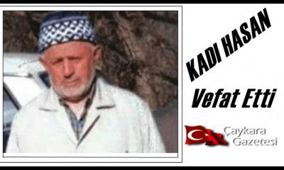 Işıklı Mahallesinden Hasan Özkan vefat etti