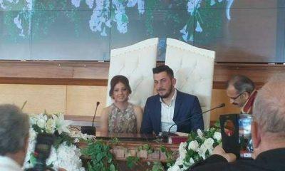 Feyzanur & Ali Sait Aydın İstanbul'da dünya evine girdiler