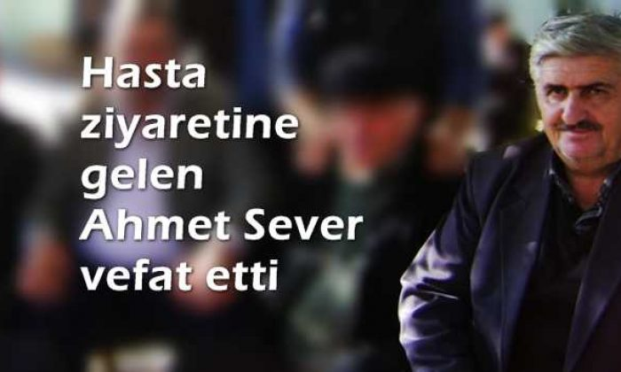 Şahinkaya'da Ahmet Sever vefat etti