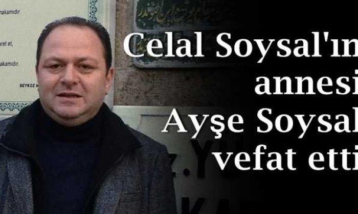 Şahinkaya'da Ayşe Sosyal vefat etti
