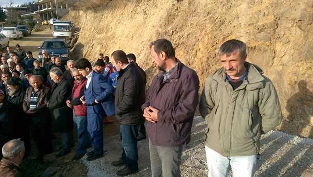 Muhammet Bektaş dualarla toprağa verildi 4